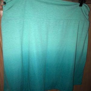 Faded Glory Ombré Skirt